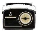 Gpo Retro Rydell Portable DAB Radio - Black The Rydell Portable DAB Radio is for 50s lovers, whether it™s a memory or a fashion you love. Available in Black and Cream you can plug it into a mains socket or pack it with a battery and sling it ov http://www.MightGet.com/january-2017-11/gpo-retro-rydell-portable-dab-radio--black.asp