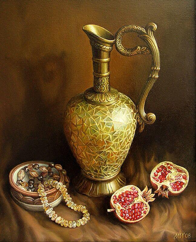 Art by Maria Llieva