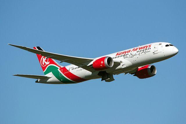 Boeing 787-8 Dreamliner Kenya Airways 5Y-KZA (CDG) | Flickr