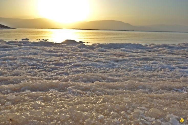 Voyage avec enfant en Israel : Lever du soleil sur la Mer Morte Israel 10.2015 (39)