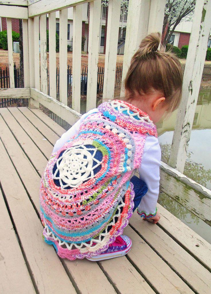 73 besten Crochet - Hoods and Coats Bilder auf Pinterest ...