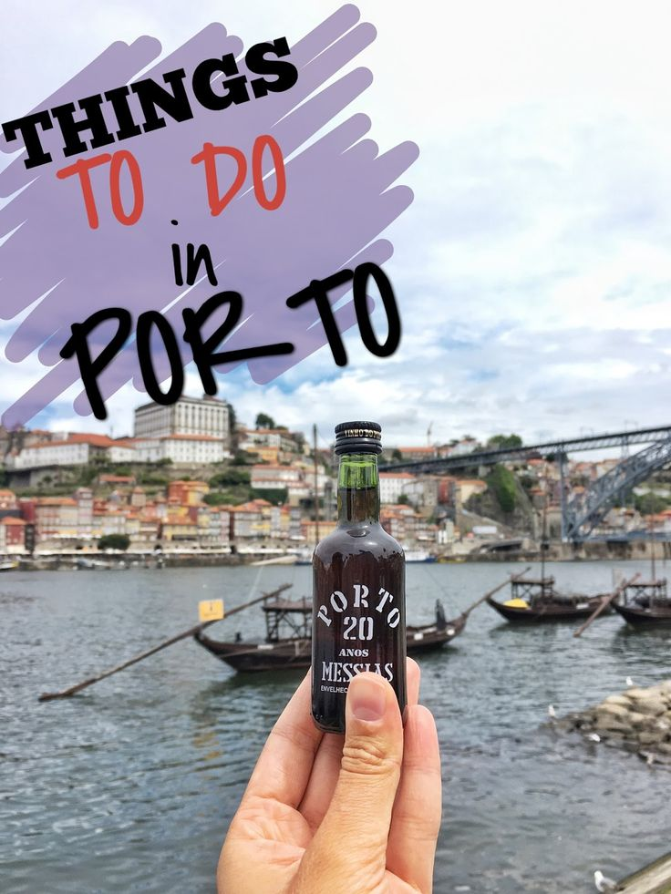 Things to do in Porto in limited time. My travel tips and favorite places and restaurants. www.ejnets.com #porto #oporto #portugal #travel #traveltips #tips #guide