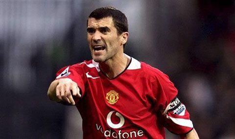 Roy Keane e il talento
