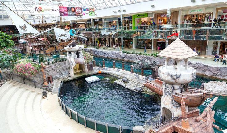 Edmonton, Alberta  Si las actividades al aire libre son lo suyo, Edmonton es para usted. En la ciudad destaca el sistema de parques North Saskatchewan River Valley, que incluye más de 100 kilómetros de senderos recreacionales, flora y fauna salvajes, las mejores vistas de la ciudad y el parque histórico Fort Edmonton, uno de los más imponentes de Canadá