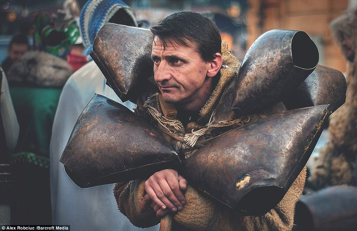 Photographer Alex Robciuc journeyed through various mideaval villages in Maramures County in the Transylvanian Alps