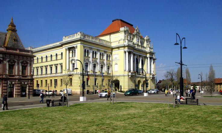 All sizes | Oradea City Hall | Flickr - Photo Sharing!