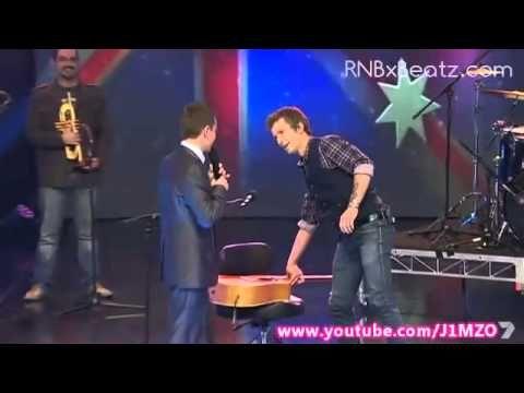 Owen Campbell - Australia's Got Talent 2012 Final Showdown! - FULL