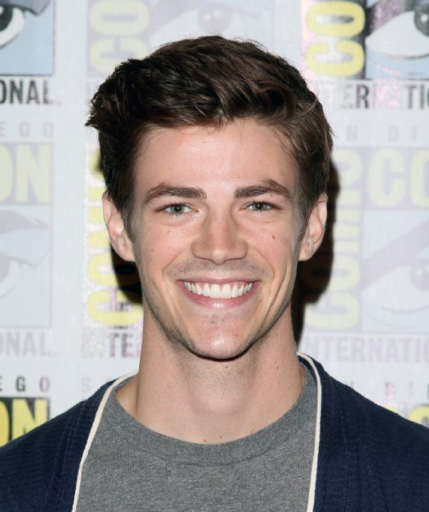 Grant Gustin. Grant was born on 14-1-1990 in Norfolk, Virginia, USA as Thomas Grant Gustin. He is an actor, known for The Flash (2014), A Mother's Nightmare (2012), Affluenza (2014), and Arrow (2012).