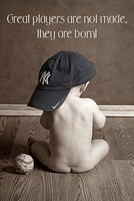 Baby boy baseball picture idea