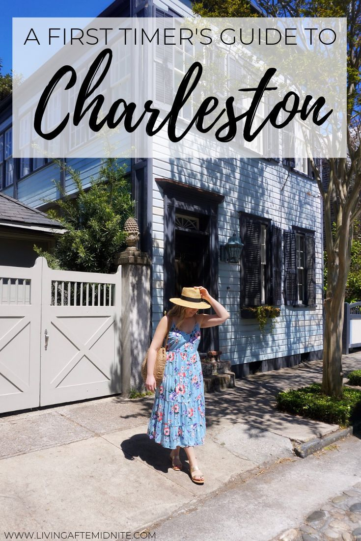 A First Timer S Guide To 3 Colorful Days In Charleston South