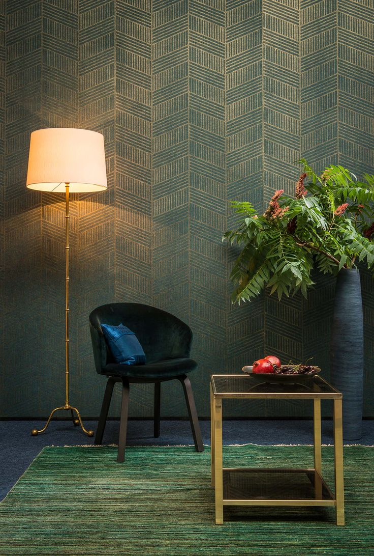 Festive Wallpaper. Christmas Wallcovering. Avenue. Omexco. Wirz Tapeten AG
