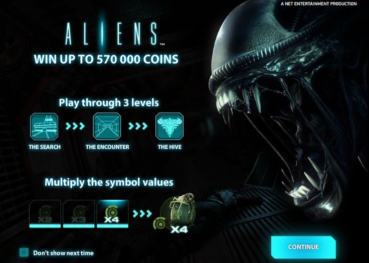 Review of Aliens slot, which outlines the themes, features, bonuses and betting range. You can also play Aliens slot game for free here ---> http://smarturl.it/AliensSlot