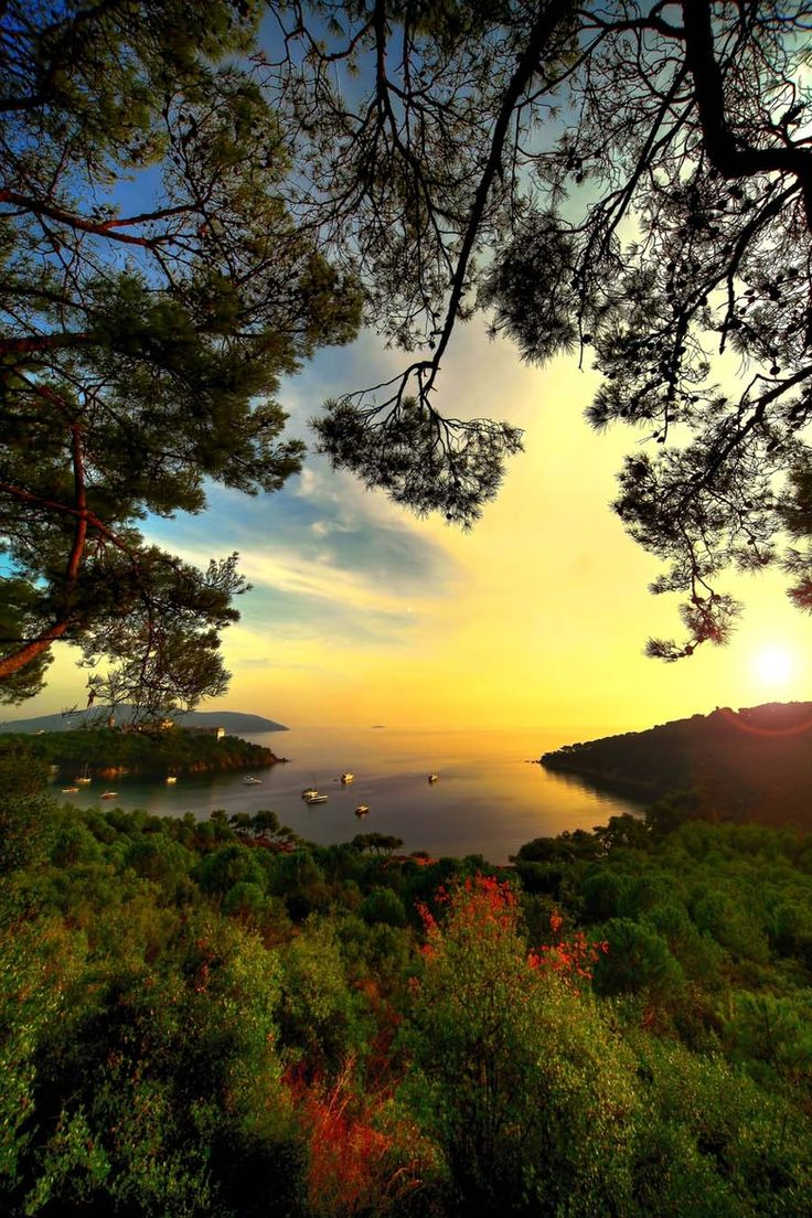 Heybeli ada, İstanbul, Turkey