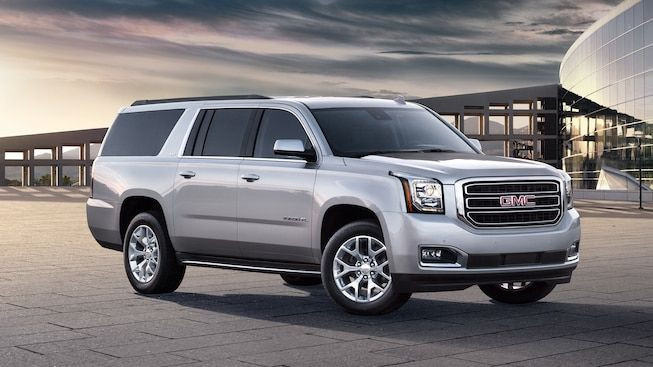 Exterior Gallery Image Of The 2019 Gmc Yukon Full Size Suv