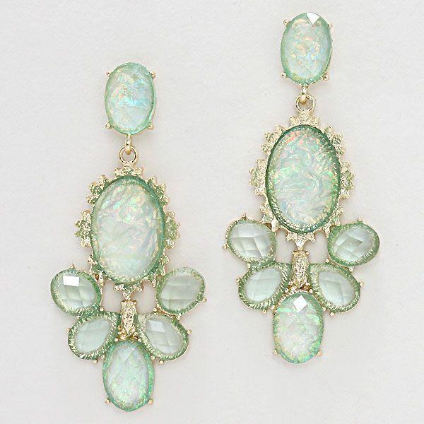 Kimmie Chandelier Earrings