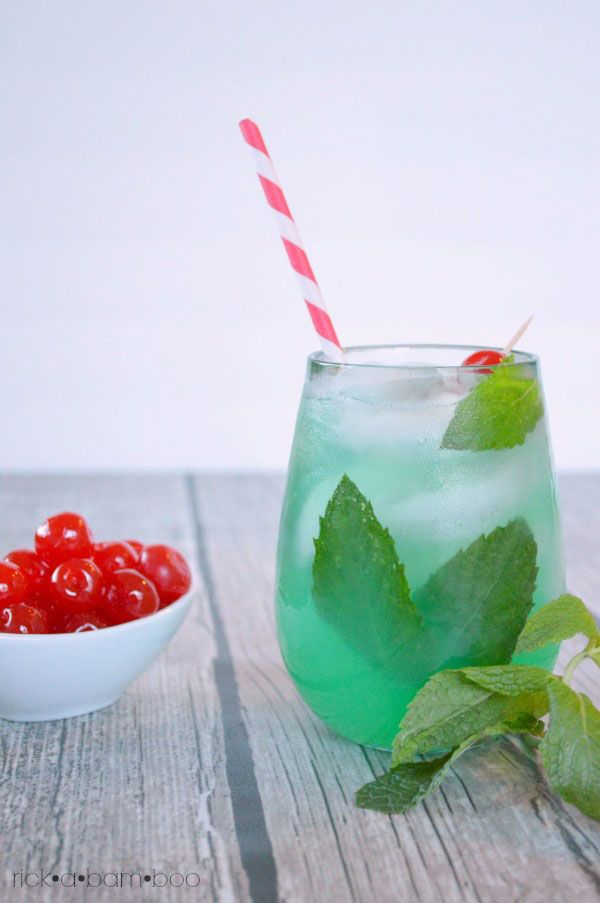 Disneyland Copycat Mint Julep Recipe (Mocktail)