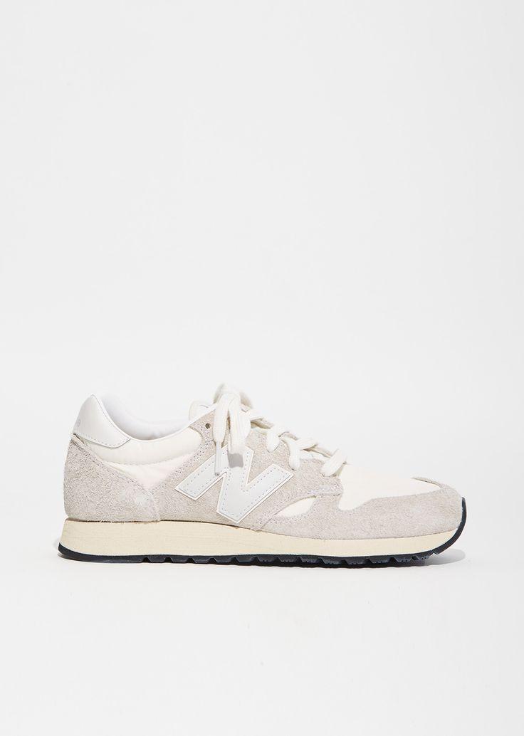 520 Suede Mesh Sneakers