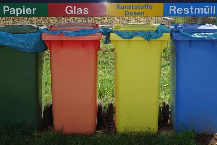 Was gehört in die gelbe Tonne? Mit dem aktuellen Entwurf für ein Verpackungsgesetz bleibt die Mülltrennung für die Verbraucher kompliziert.