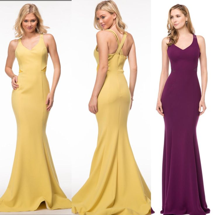 Gala & Dinner dress Call (469)571-3647 or email DivasDenFashion@gmail.com These are not on the website www.DivasDenFashion.com Style M136 $219 Free Shipping  Size 0-18 Color: Black, Off White, Plum, Red, Yellow #DivasDenFashion #Gala #Dinner #Dress #ColorsDress #Black #OffWhite #Plum #Red #Yellow