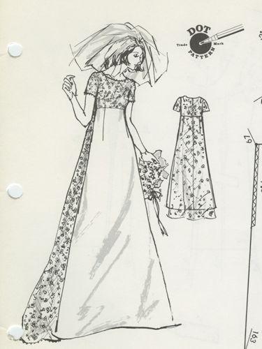 Dot Pattern System Deluxe: Wedding Dress