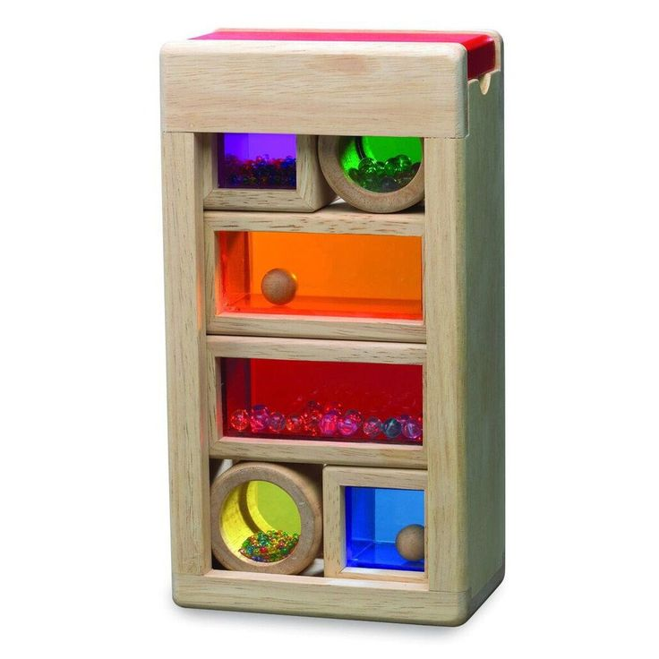Wonderworld Rainbow Sound Blocks  $65