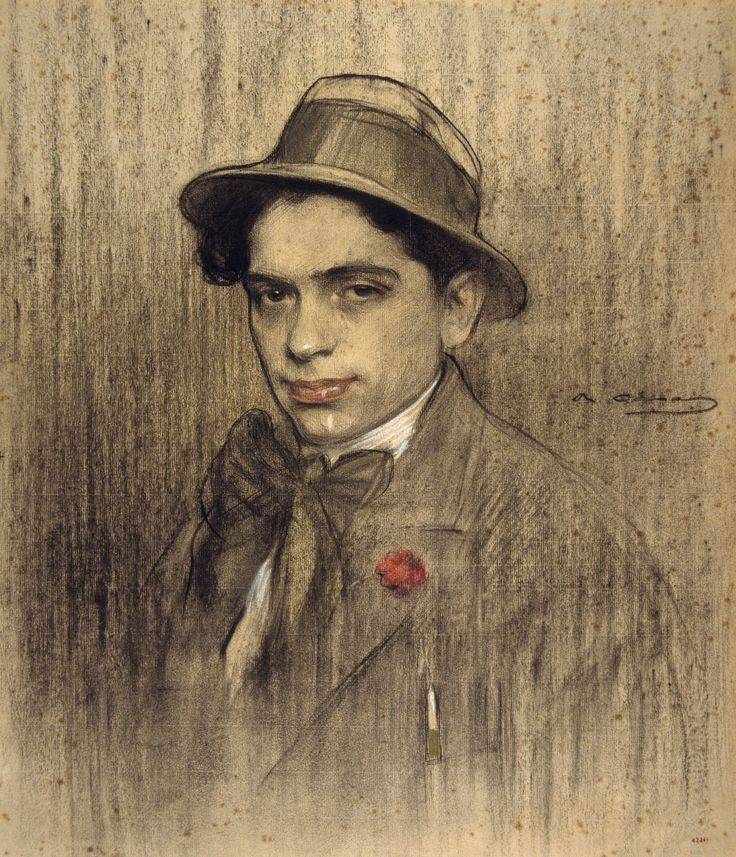 Ramon Casas i Carbó (Catalan/Spanish 1866-1932)