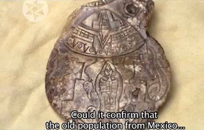 Ancient Aztecs Met Aliens, Stone Carvings Are Proof, April 2012