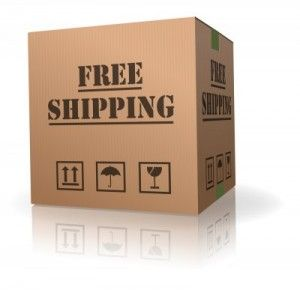 A list of cloth diaper stores that offer free shipping.