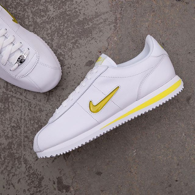 free shipping 35cb0 3825b Nike Wmns Cortez Basic Jewel 18 - AA2145-100 cortez,footish,jewelswoosh,Nike ,Sneakers,sweden,uppsala,www.footish.se