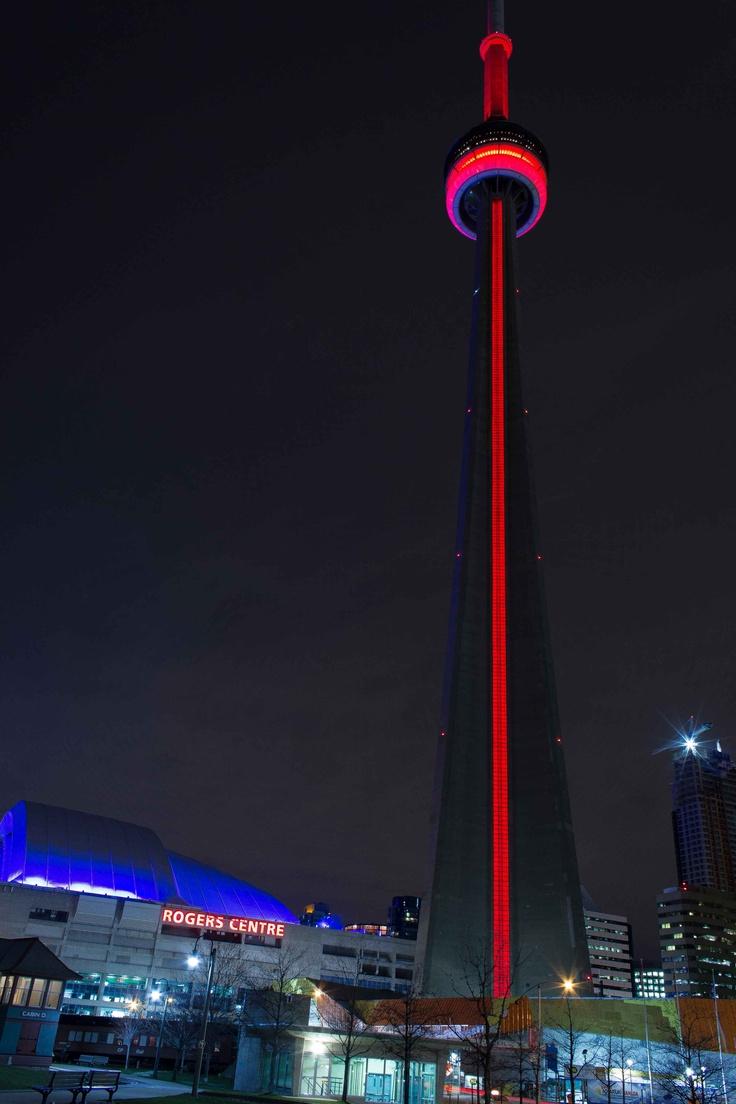 journee lighting. the tower lit red for world hemophilia day la tour su0027est illumine de journee lighting a