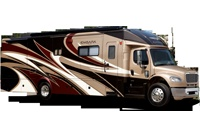 MOTORHOMES Explore new places and passions in your new 2012 Jayco motorhome. Richly appointed and beautifully designed, our four models have more than enough power to get you where you're going, effortlessly in style.   http://www.jayco.com/php/products/landing_page.php?category=motorhomes