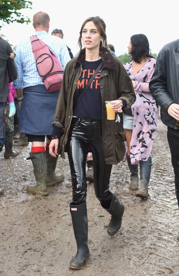 Alexa at Glastonbury 2016