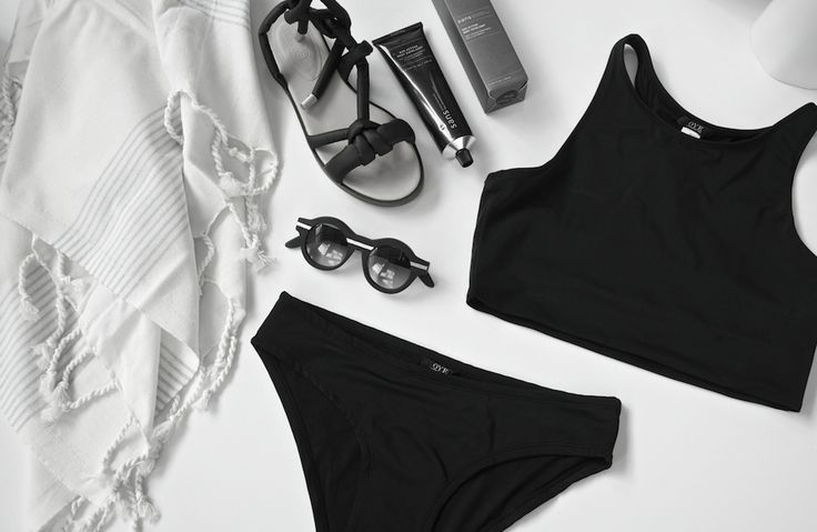 For those of you lucky enough to be escaping winter's frost and chill, we've pulled together a brilliant selection of summer getaway essentials, from elegant swimwear and sunglasses to luxurious Turkish cotton beach towels and skincare. These summery combinations are so tempting, even those of us without established winter escape plans, are now definitely thinking about doing so… #swimwear #design #OYEswimwear #theshelter #conceptstores