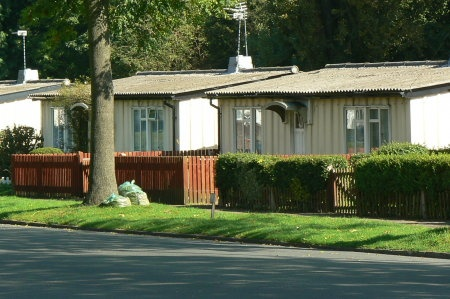 Prefabs Excalibur Estate, Catford