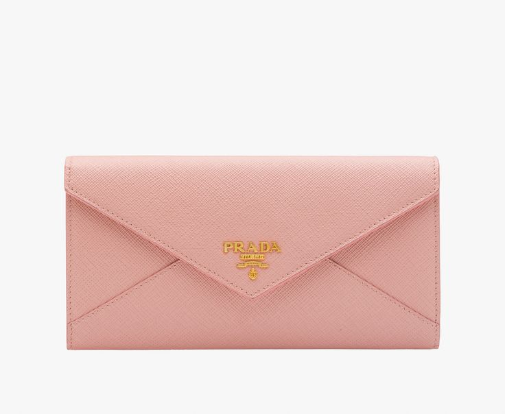 Prada Woman - Wallet - Orchid pink - 1MH037_2E3K_F0615