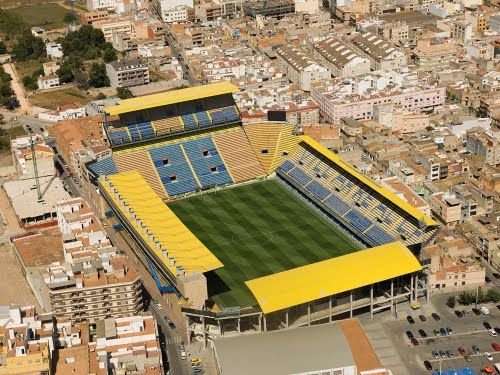 Estadio El Madrigal - Villareal CF