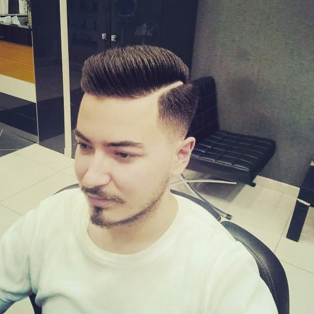 """""""Pelican ve innovia subelerimizde bay kuafor hizmetleri verilmektedir. #hair #hairman#man#stil#kuafor#malikuafor"""""""