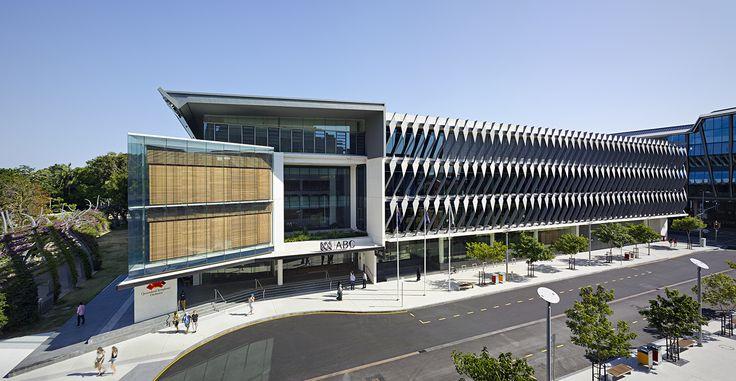 Photo by Christopher Frederick Jones // ABC Brisbane Centre