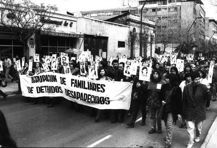 Agrupación de familiares de detenidos desaparecidos