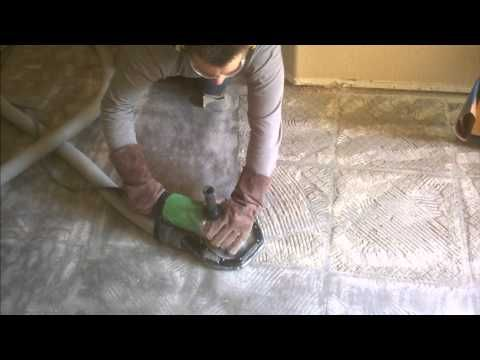 how to remove tile the easy way be your own handyman home youtube - Matchstick Tile Garden Decoration