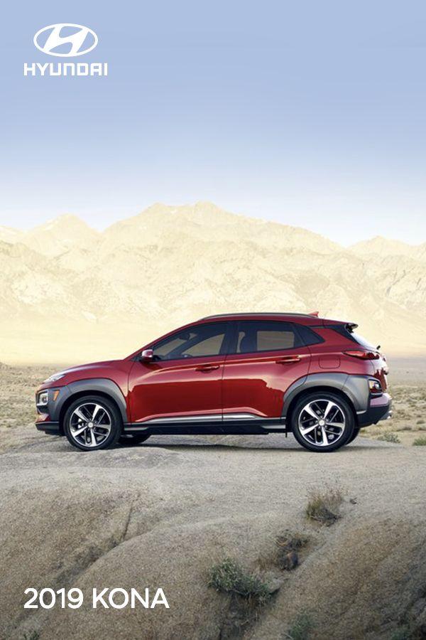 The 2019 Kona A Smart Utility Vehicle For All Hyundai Hyundai Cars Kona