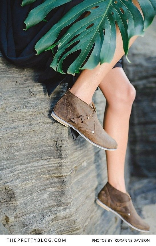 Local is Lekker with these Brown Leather Shoes by Blu Betty | Photography by Roxanne Davison