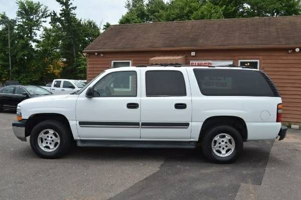 2005 Chevrolet Suburban 1500 $35 Per Week We Finance Here! SUV 2wd (Chevrolet_Suburban_LS_4x2)