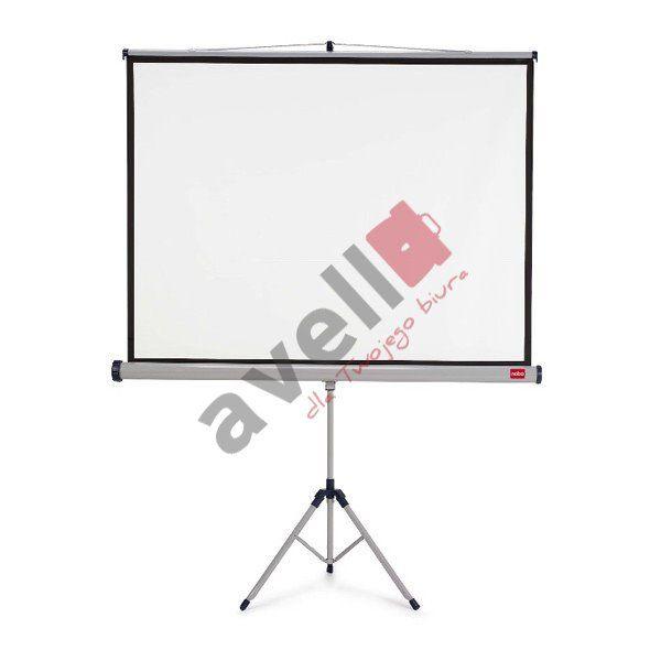 Ekran Na Trójnogu Nobo 150x113,8 cm