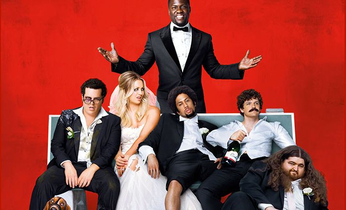 Kevin Hart and Josh Gad Co-Star in Unlikely-Buddies Comedy   http://ircnewsonline.com/2015/01/16/kevin-hart-and-josh-gad-co-star-in-unlikely-buddies-comedy/   The Wedding Ringer Film Review by Kam Williams Kevin Hart and Josh Gad Co-Star in Unlikely-Buddies Comedy     Doug Harris (Josh Gad) and Gretchen Palmer (Kaley Cuoco-Sweeting) are putting the finishing touches on their impending wedding. Trouble is the socially-challenged groom has yet to find a best man and they're