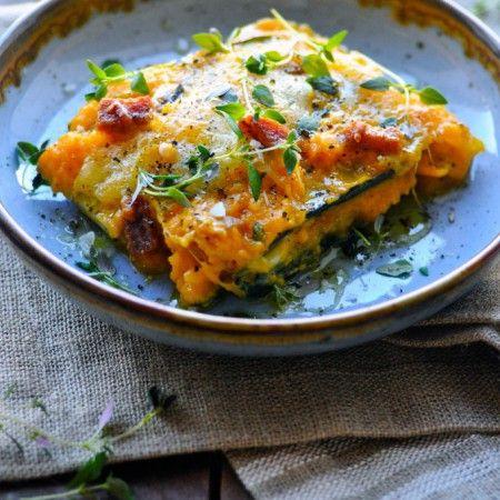 Sund lasagne opskrift   www.juliekarla.dk
