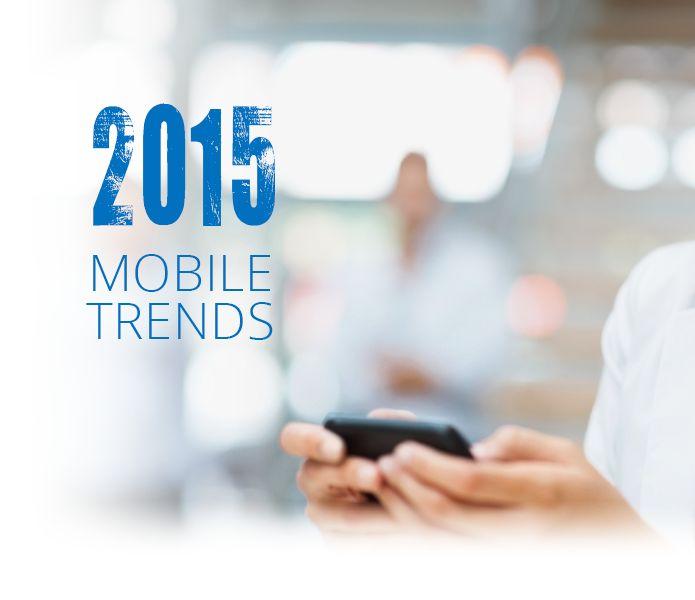 Tendências Mobile 2015