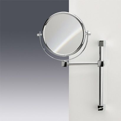 Photo Album Gallery Wall Mounted Double Face Magnifying Mirror