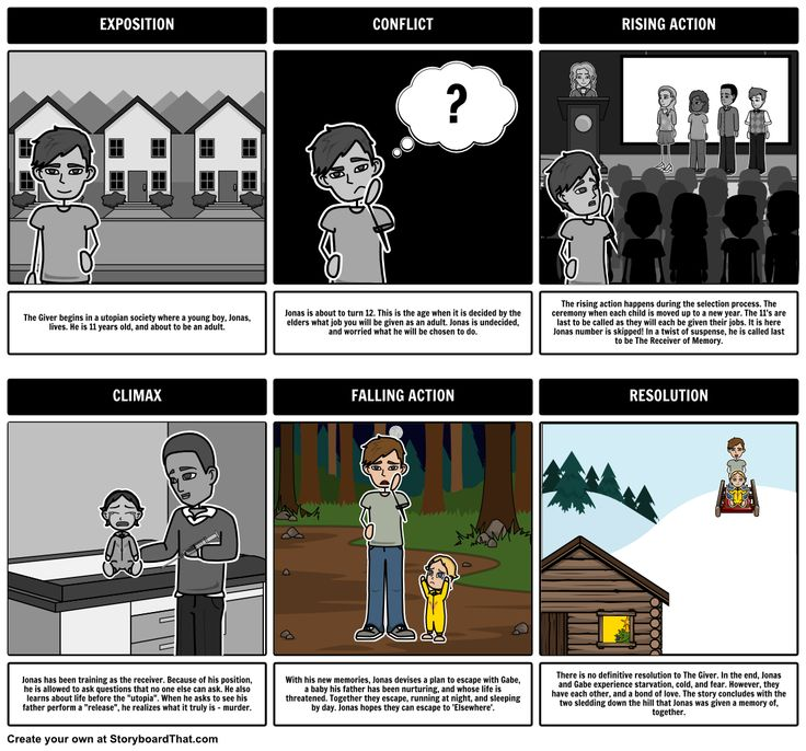 Interactive Storyboard Template (8 Photos) - Art and Cool Design