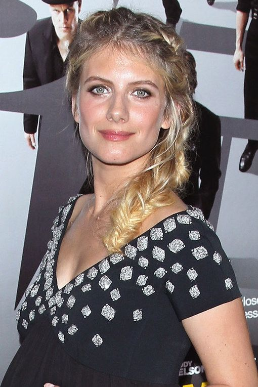 """""""Now you see me"""" film avec Mélanie Laurent beautiful (pregnant on this pic) actress"""